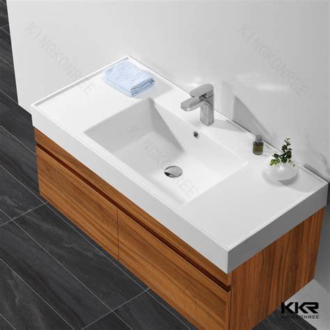 corian waschtisch preis armoire de toilette vanit 233 lavabo acrylique surface solide