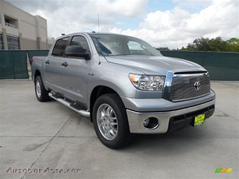 Silver Toyota 2012 Toyota Tundra Edition Crewmax In Silver Sky