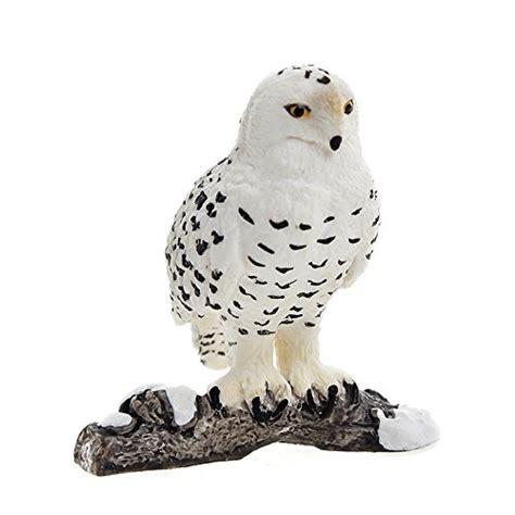 amazoncom snowy owl schleich snowy owl figure import it all