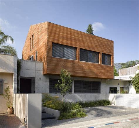 fassadenplatten holz moderne holzfassade f 252 r ihr haus einladend und