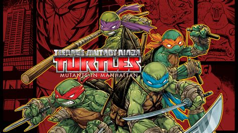 Mutant Turtles Mutants In Manhattan mutant turtles mutants in manhattan pc