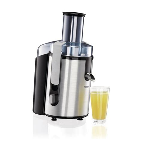 Juicer Philips 1861 philips hr1861 aluminium collection juicer silver by