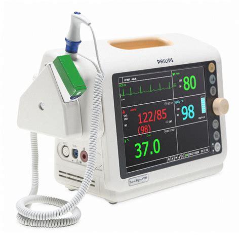 Monitor Vital Sign suresigns vm4 vital signs monitor w spo2 nbp