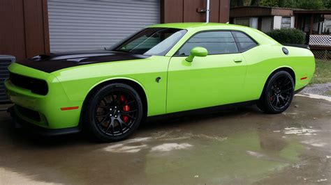 what year did the challenger up challenger hellcat owner gets 2016my replacement car after