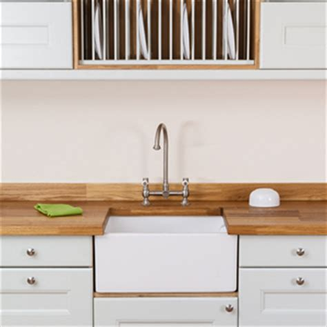 Solid Wood Farmhouse Stl Kitchen by How To Create A Farmhouse Kitchen Solid Wood Kitchen