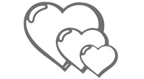 imagenes de corazones unidos para colorear corazones tiernos de amor para colorear e imprimir