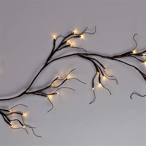 decorative branches with led lights led lighted branches oogalights com more than 1 000