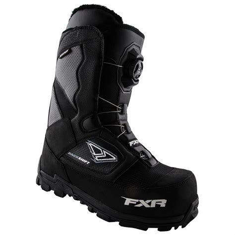 s fxr backshift boa h3 snowmobile boots 590346