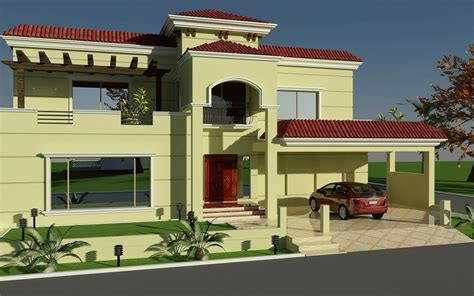 home front view design pictures in pakistan 3d front elevation pakistan