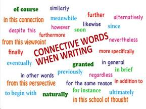Conjunctions For Essays by Connectives For An Essay Writefiction581 Web Fc2