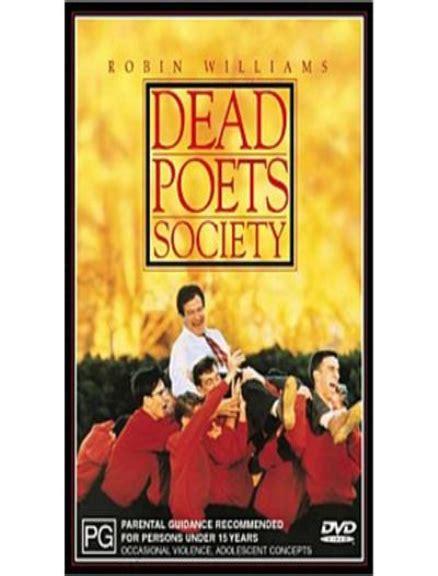 Novel Dead Poets Society buy book dead poet s society dvd lilydale books