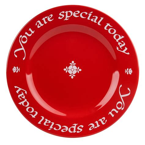 waechtersbach plate you are special today cherry new free shipping