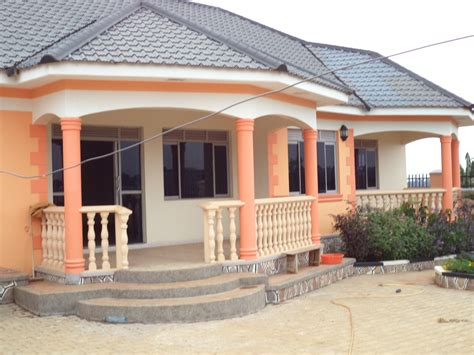 Single Floor Houses In Uganda Modern House