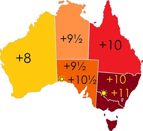 usa time zone vs australia file australia states timezones png