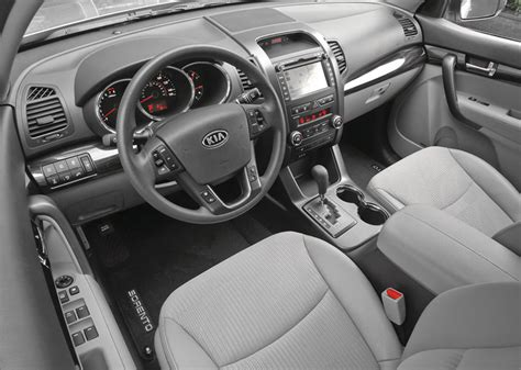 2011 Kia Sorento Interior Dimensions by 2011 Kia Sorento Price Mpg Review Specs Pictures