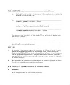 data use agreement template 13 contractor confidentiality agreement templates free