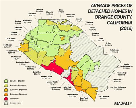 ready to buy in orange county these are the cities you