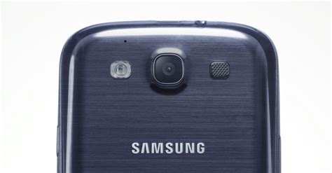 Kamera Samsung S3 aus blau mach grau das galaxy s3 im neuen kleid