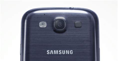 Kamera Samsung Galaxy Kamera aus blau mach grau das galaxy s3 im neuen kleid