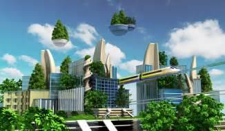 les curieuses ville futur