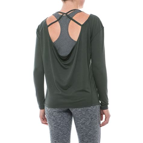Strappy Sleeve Shirt apana strappy low back shirt for save 50