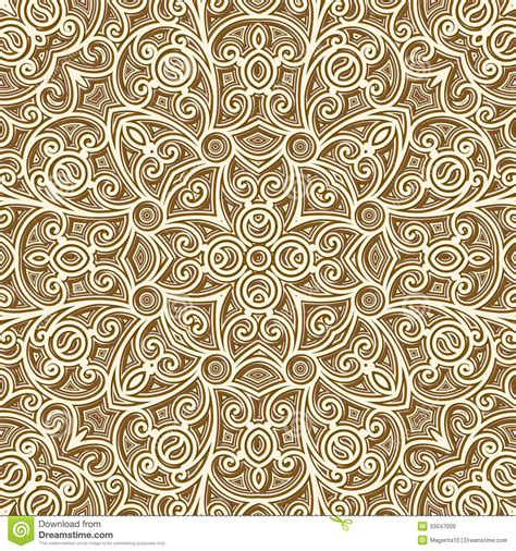 gold vintage pattern gold pattern royalty free stock images image 33047009