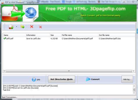 convert html document  jpg