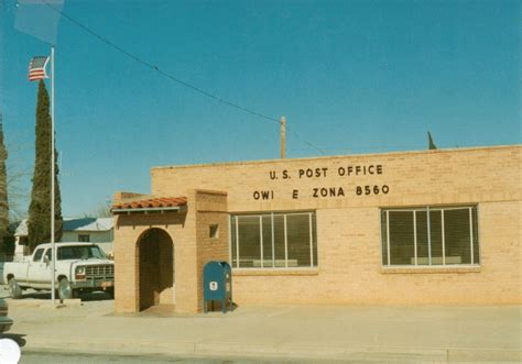 Arizona City Post Office bowie az post office photo picture image arizona at
