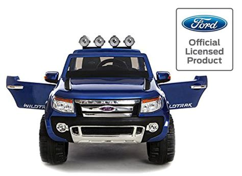 electric jeep for kids licensed ford ranger 12v 4x4 jeep kids electric ride on