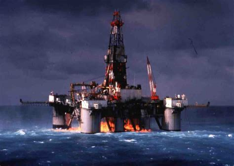 odyssey blowout rig disasters offshore