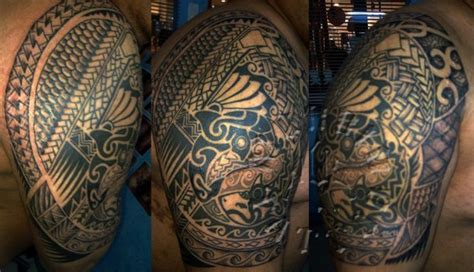 epic tribal tattoos collaboration morbidtattoo