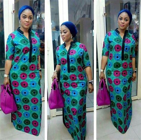 ankara senator styles beautiful ankara gown