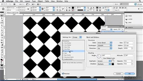 create hatch pattern in photoshop indesign tutorial how to create repeating patterns