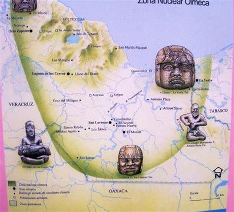 imagenes de los pueblos olmecas mapa humano etnias y culturas eua mex chile arg taringa