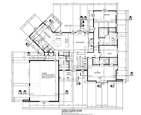 planning a house residential drawings professional portfolio