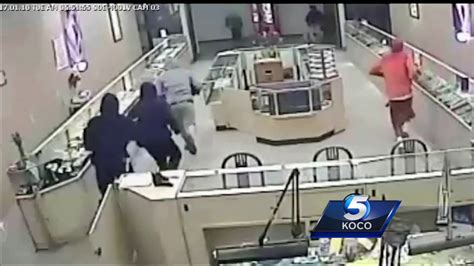five on robbing okc jewelry store