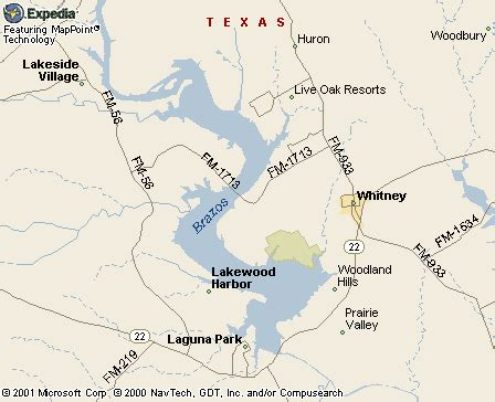 texas map of lakes lakes of texas real estate texas lake homes and waterfront property