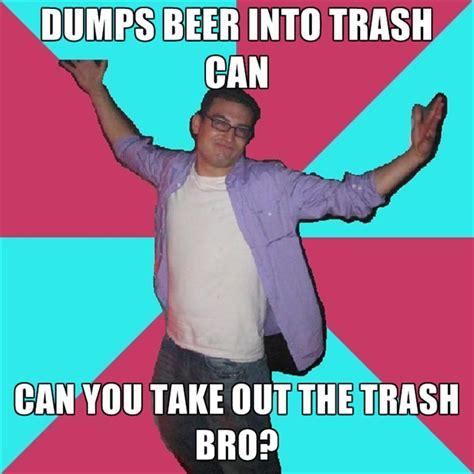 Meme Trash - trash can man quotes quotesgram