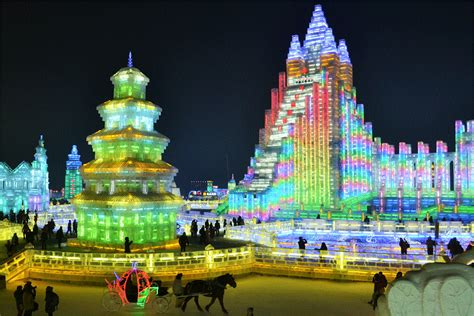 harbin ice festival how to get to harbin ice festival china globemad