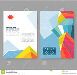 flyer leaflet booklet layout editable design template