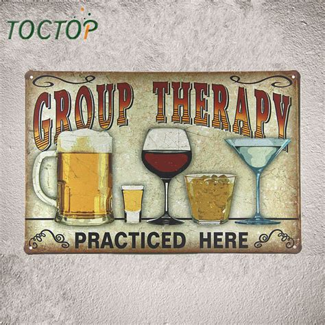 wine beer vintage home decor tin sign 8 quot x12 quot metal signs online buy wholesale metal wine signs from china metal