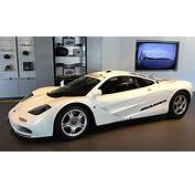 White McLaren F1 Sold Start Of 2017Not For Sale Cars