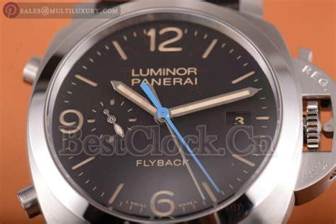 Panerai Luminor 1950 Pam688 Swiss Clone 1 1 Best Edition Blue 1 1 panerai luminor 1950 chrono flyback pam 524 replica