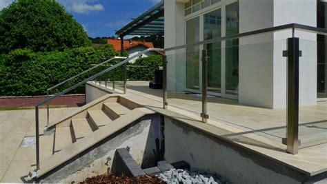 Terrassengeländer Edelstahl by Metalldesign Kunstschmiede Arbeiten Metallkunst Und