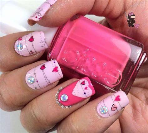 imagenes de uñas decoradas manos y pies 89 dise 241 os de u 241 as decoradas con corazones para manos y