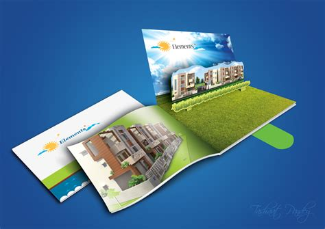 leaflet design inspiration 2015 element brochure by tashaat on deviantart