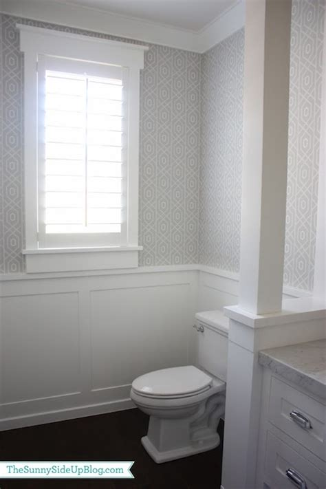 White Wainscoting Bathroom by Wainscoting Design Ideas