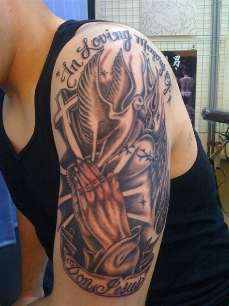 small tattoos for sleeves best 25 christian sleeve ideas on