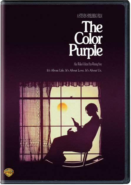 the color purple by alice walker 9781453223970 nook color purple by steven spielberg danny glover whoopi