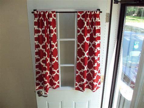 back door curtain ideas 17 best ideas about door curtains on pinterest front